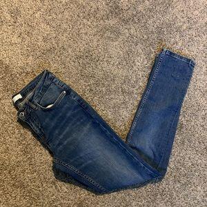 ZARA BASIC Denim collection skinny jeans ✨💙